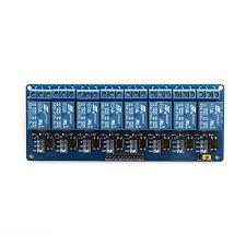 8 channel relay modules relais panneau de contrôle aduino / PLC relais 5v module de façon quatre
