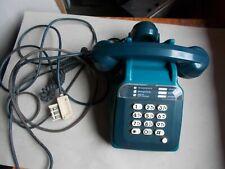 TELEPHONE VINTAGE Socotel S63 BLEU
