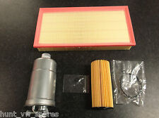 AUDI A3 (8L1) 1.9 TDI SERVICE KIT OIL FUEL AIR FILTER ALCO - ALH AGR