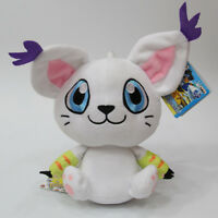 Toy Doll Digimon Digital Monster Tailmon Plush Stuffed Doll Cute Toy H 18cm