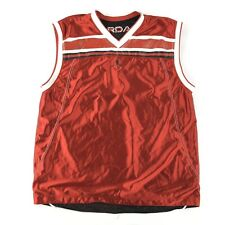 Air Jordan Men's Reversible Basketball #23 V Neck Jersey Fits Xxl