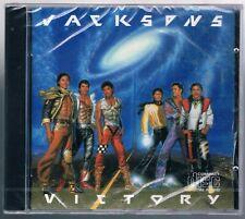 THE JACKSONS VICTORY CD FUORI CATALOGO NUOVO SIGILLATO!!!