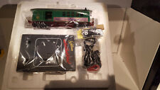 More details for (lot 627) bachmann thomas kinkade's christmas express -on30 scale hawthorne (12)