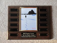 Employee of the Month Perpetual Award Plaque, 10.5x13 Trophy, FREE engraving