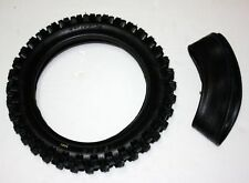 """80/100 -12 3.00 - 12"""" Inch Rear Knobby Tyre Tire+Tube PIT PRO Trail Dirt Bike"""