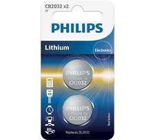 Piles boutons Philips au lithium pour équipement audio et vidéo