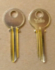 Yale Key Blanks Y1 Original Set of 2