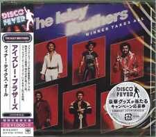 ISLEY BROTHERS-WINNER TAKES ALL-JAPAN CD Ltd/Ed B63