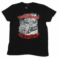 Motorhead Motorizer Truck Black T Shirt New Official Band Merch Lemmy