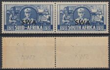 SWA Südwestafrika 1941 * Mi.222/23 MLH, Stamp South Africa w/ovpt. [sq7484]