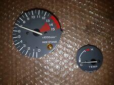 Honda CBR 600 1991 1992 1993 1994 Rev Counter Clock And Temp Temperature Gauge