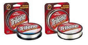 Berkley Trilene XL - Select Color, Test, Yards