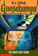 The Ghost Next Door Goosebumps