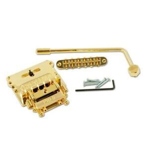 Stetsbar Strat Tremolo Vibrato System SCGG Gold