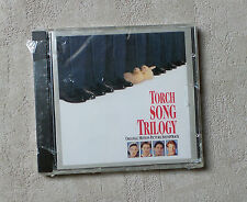 "VARIOUS ""TORCH SONG TRILOGY - ORIGINAL MOTION PICTURE SOUNDTRACK"" 1989 CD PROMO"
