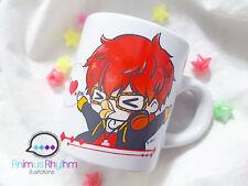 Mini Ceramic Mug: Mystic Messenger 707 Luciel Seayoung Seven Zero Seven app game