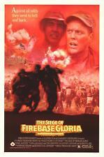 THE SIEGE OF FIREBASE GLORIA Movie POSTER 27x40 Wings Hauser R. Lee Ermey Robert