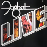 FOGHAT Live - BRAND NEW SEALED Vinyl LP Record Blues Boogie Rock RARE! Original