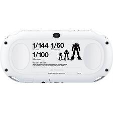 SONY Playstation Vita PSV 2000 Limited Gundam Breaker Console CN *VGC*+Warranty!