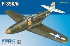 EDUARD  1/48 P39K/N Airacobra Aircraft (Wkd Edition Plastic Kit)  EDU84161