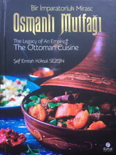 Ottoman Cuisine English Arabic Turkish Breads Soups Desserts Pickles Pastries