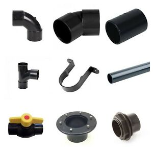 2 Inch Solvent Weld Fittings For Koi Pond, Pipe, Valves, Multi-Buy Discounts