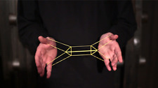 Download Video - Bandistry by Joe Rindfleisch Magic Trick rubber bands Close Up