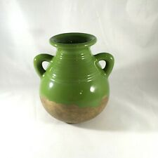 Southern Living at Home Small Green Tuscan Olive Jar #41004
