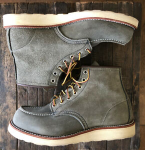 Red Wing Moc Toe 8139 Sage Mohave EU 41 42 US 8