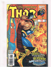 The Mighty Thor #8 VF/NM Marvel Comics Comic Book Jurgens Avengers Feb DE32 CH18