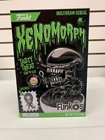 Funko Xenomorph Multigrain Cereal Alien 40th Anniversary W/ Pocket Pop Exclusive