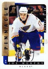 1996-97 Be A Player Auto #28 Joe Murphy