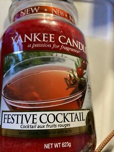 yankee candle large jar Festive Cocktail