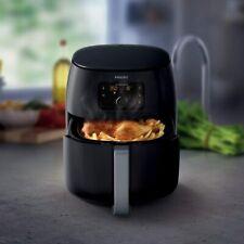 Philips Kitchen Appliances Digital Twin TurboStar Airfryer Xxl, with Fat Removal