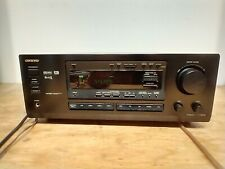 Onkyo TX-DS575X 5.1 CH Surround Sound Home Theater A/V Receiver No Remote