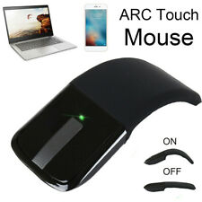 Wireless Foldable Mouse Optical 3D Arc Mice For Microsoft Surface Laptop 2.4Ghz