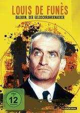 DVD Louis de Funès BALDUIN, DER GELDSCHRANKKNACKER # Georges Wilson ++NEU
