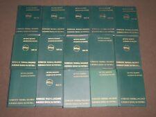 1964-1986 SCHWEIZER FUSSBALL KALENDER ALMANACH COMPLETE RUN OF 21 - O 2410
