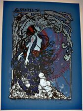 Grails 14th Roadburn Festival Poster by Malleus