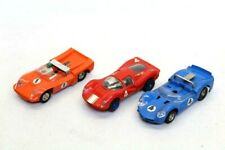 3 x VINTAGE SCALEXTRIC SLOT CARS SPARES PARTS 1/32 SCALE COLLECTABLES P10