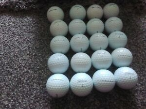 20 titleist Pro v1 no1 golf balls