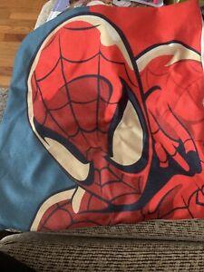 spiderman pillow case