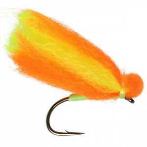 Orange Bung - Size 10 - CFC7501 - Trout Fly Fishing
