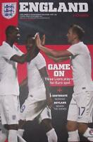 ENGLAND v CROATIA UNDER 21'S 10th OCTOBER 2014  EURO QUALIFIER PLAY-OFF @ WOLVES