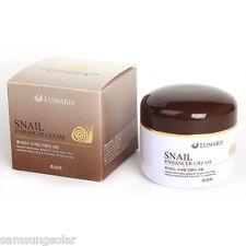 [LUNARIS] Snail Enhancer Cream 100ml  Snail Repair Cream  Anti-wrinkle function