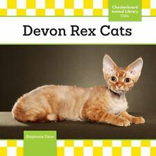 Devon Rex Cats (Checkerboard Animal Library: Cats)