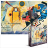 JIGSAW EG60003271 Eurographics Puzzle 1000 Pc Yellow, Red Blue Wassily Kandinsky