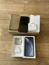 Apple iPhone XR 4G teléfono inteligente 128GB Desbloqueado Sim Libre-Negro un