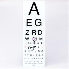 Nextime Eyesight Horloge Murale Montre Quartz sehtafel verre Opticiens œil blanc