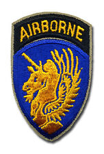 US Army 13th Airborne Division patch  L306
